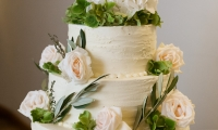 Wedding Julie + Jan 0990